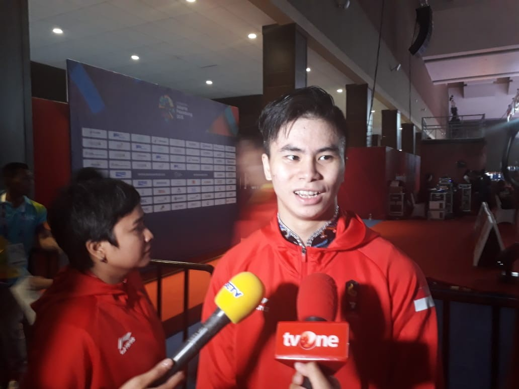 Asian Games: 19-year-old Edgar Marvelo wins first medal for Indonesia