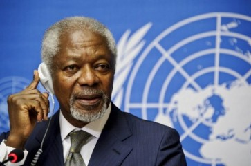 Tributes pour in for former UN chief and Nobel laureate Kofi Annan