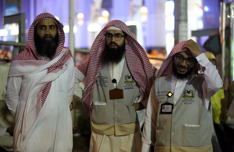 Lost in translation? Not for Muslim haj pilgrims