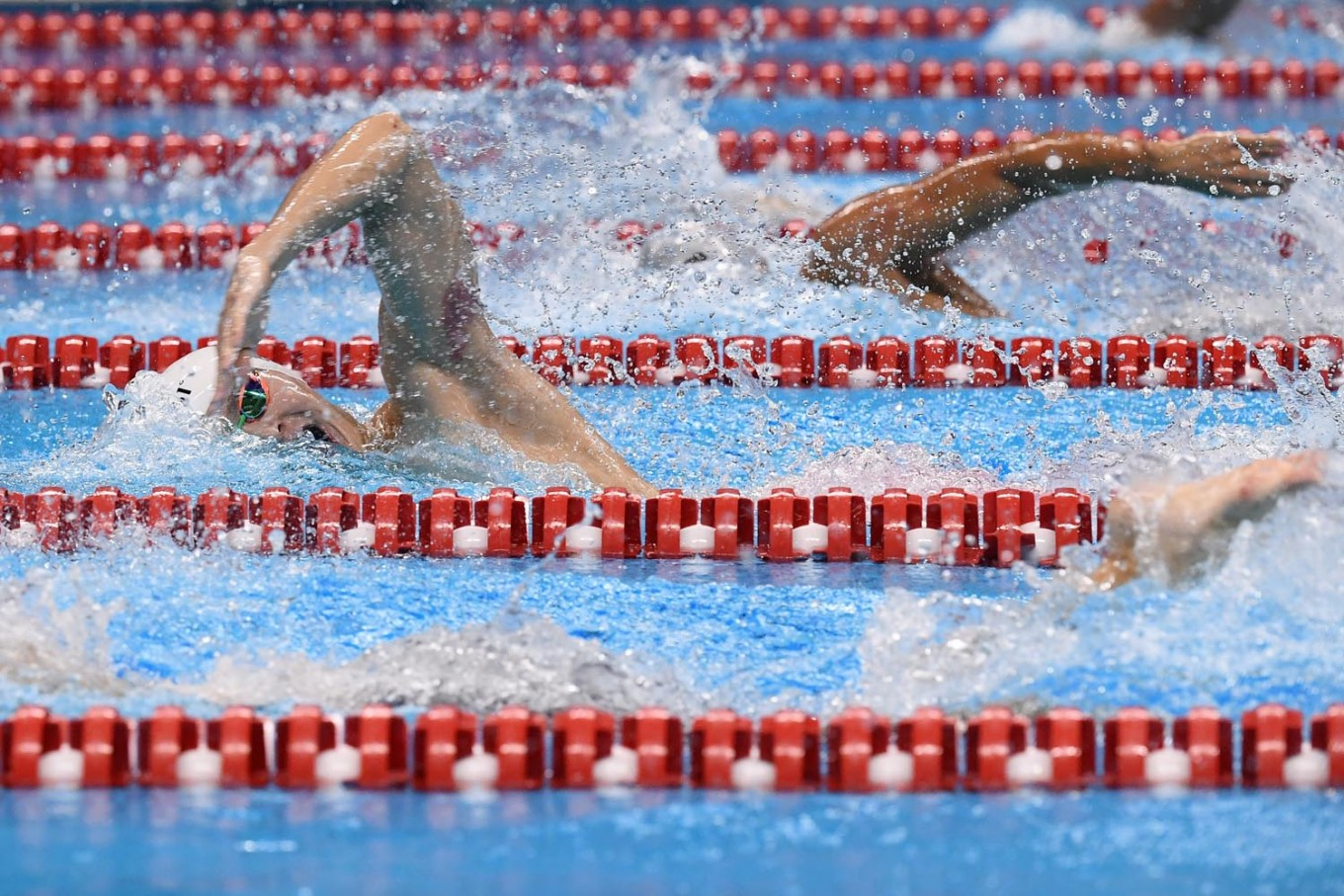 Asian Games: Swimming for glory between China and Japan