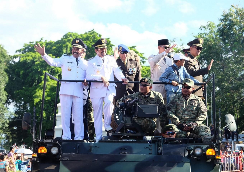 Surakarta Mayor FX Hadi