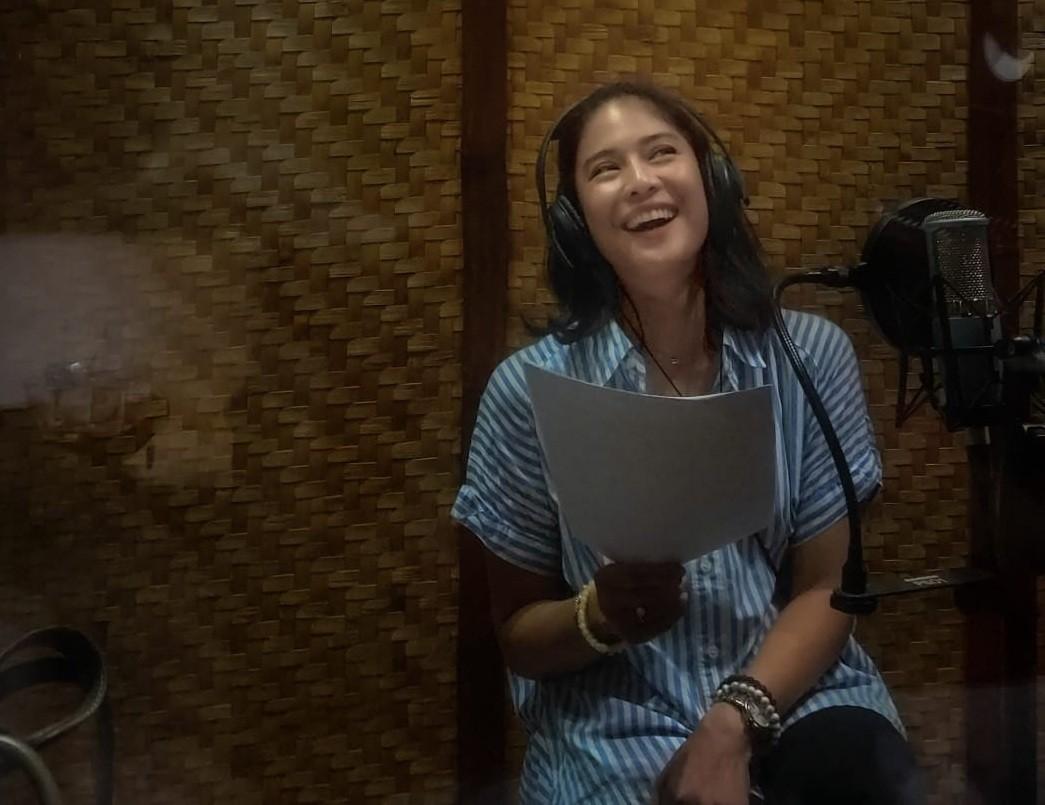 Waze features Dian Sastrowardoyo as narrator during Asian Games