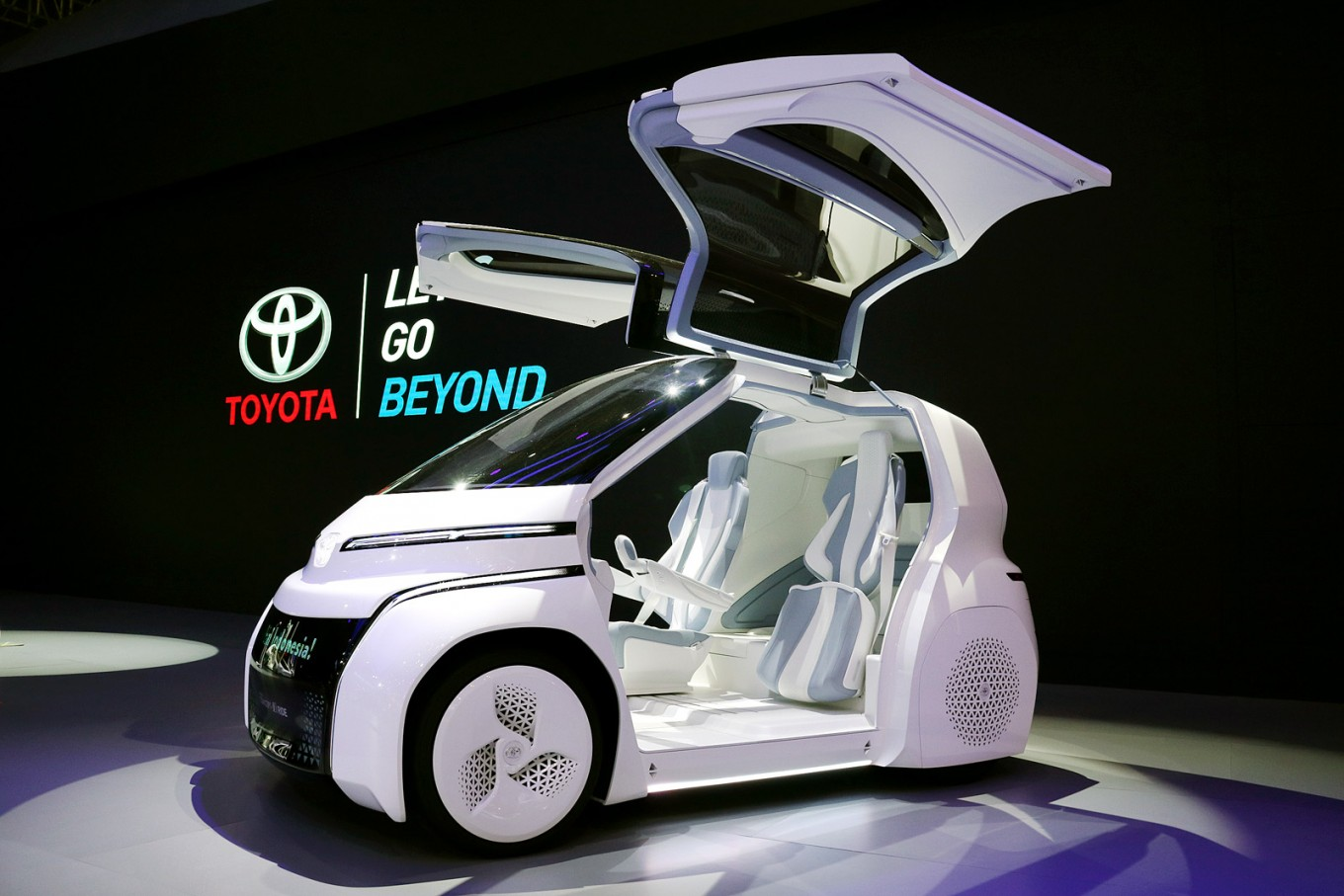 Toyota Concept Cars Ready For Future