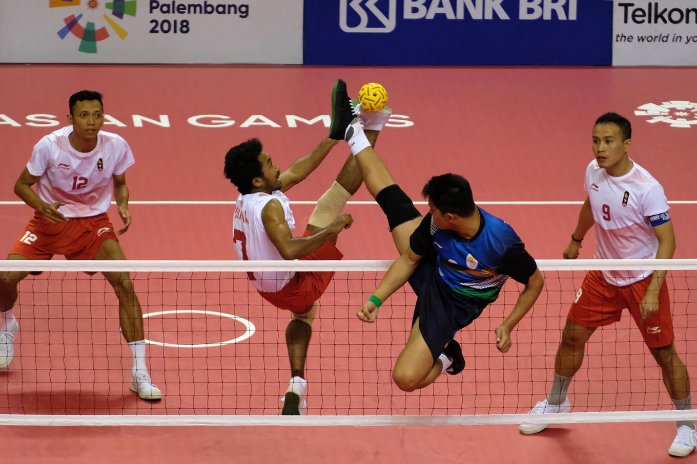Asian Games: Indonesia's protest left unaddressed