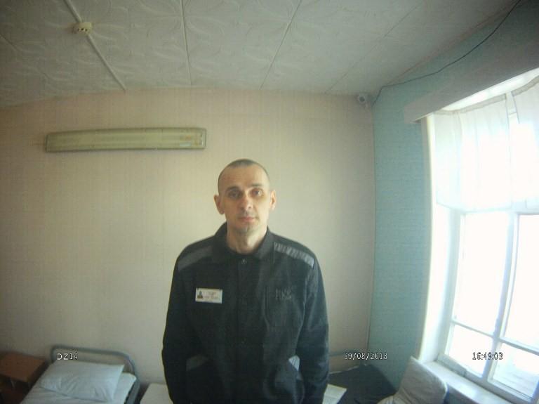 Ukrainian filmmaker Sentsov enters day 100 of hunger strike