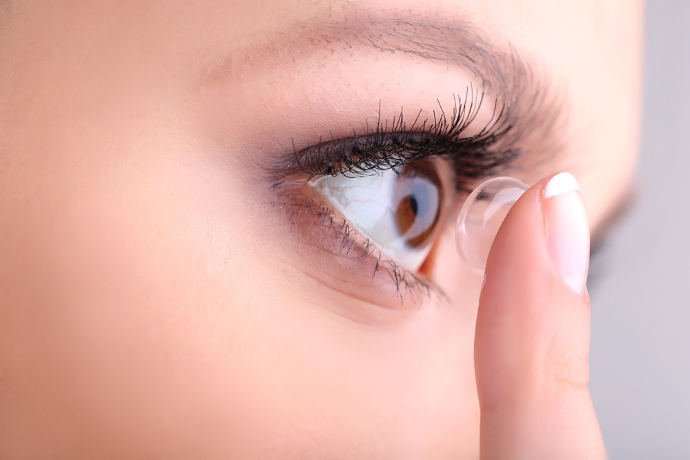 Flushed contact lenses are big source of microplastic pollution