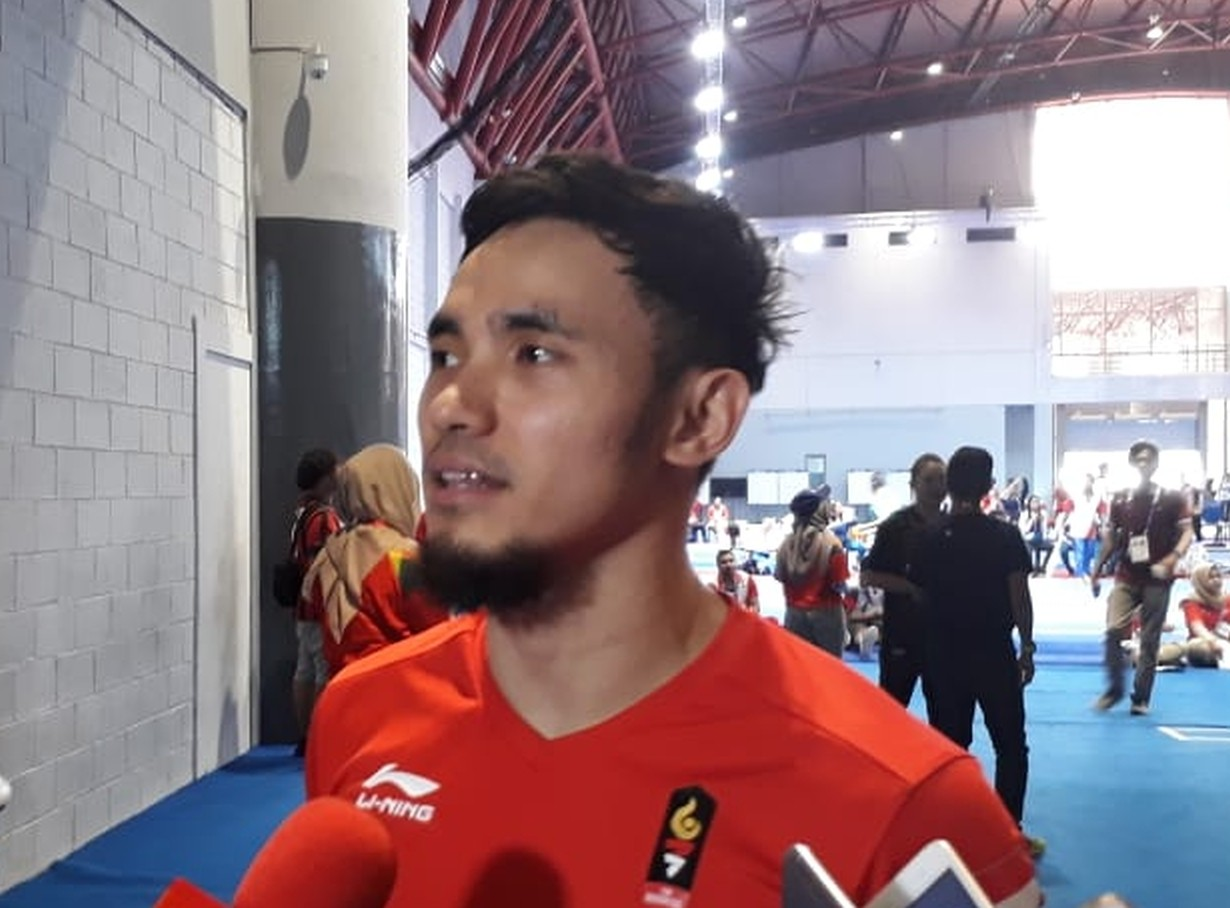 Asian Games: Host Achmad wins bronze, contributes third medal in wushu