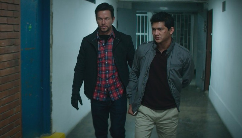 Indonesian actor Iko Uwais fights his way to 'Mile 22'