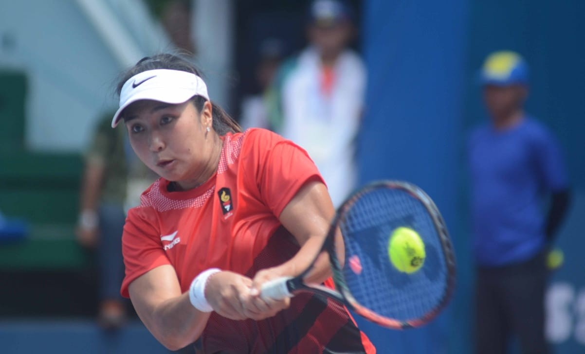 Asian Games: Indonesia's Aldila stuns Japan's Kato to reach tennis quarterfinal