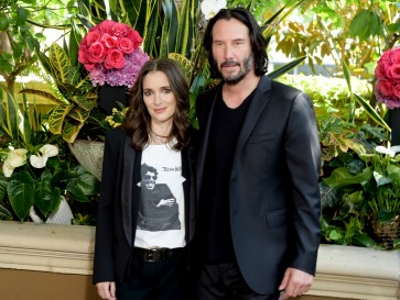 Keanu Reeves, Winona Ryder married since 1992?