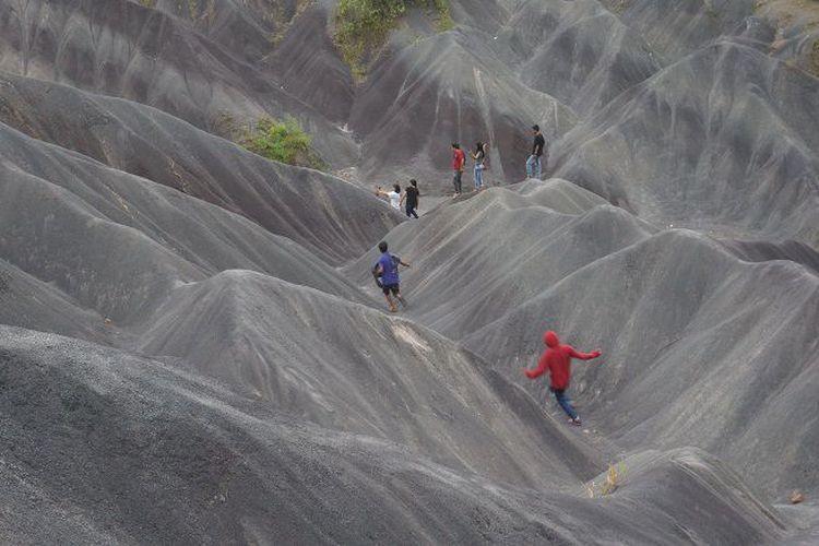North Toraja sand dunes offer alternative to Yogyakarta counterpart
