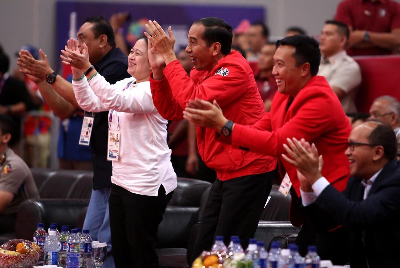 Asian Games: Badminton team awaits Jokowi's luck