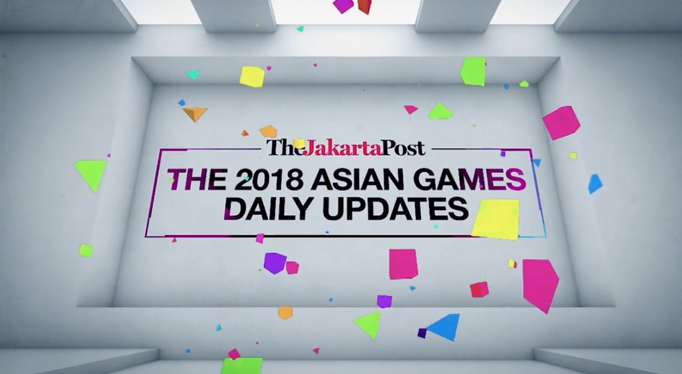 The 2018 Asian Games daily updates - eps. 1