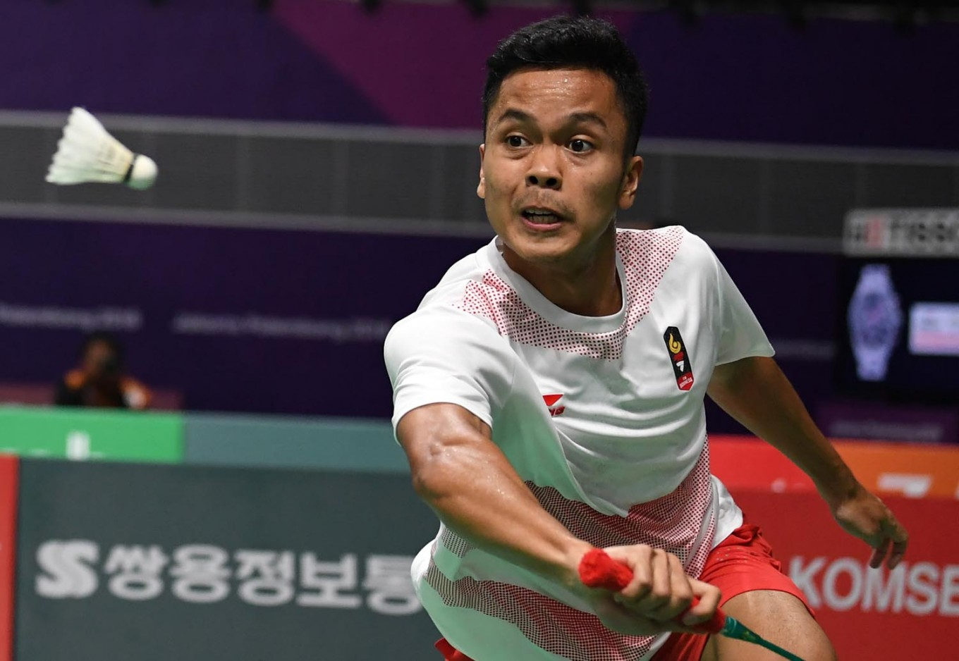 Indonesian shuttlers aim to repeat 1998 glory
