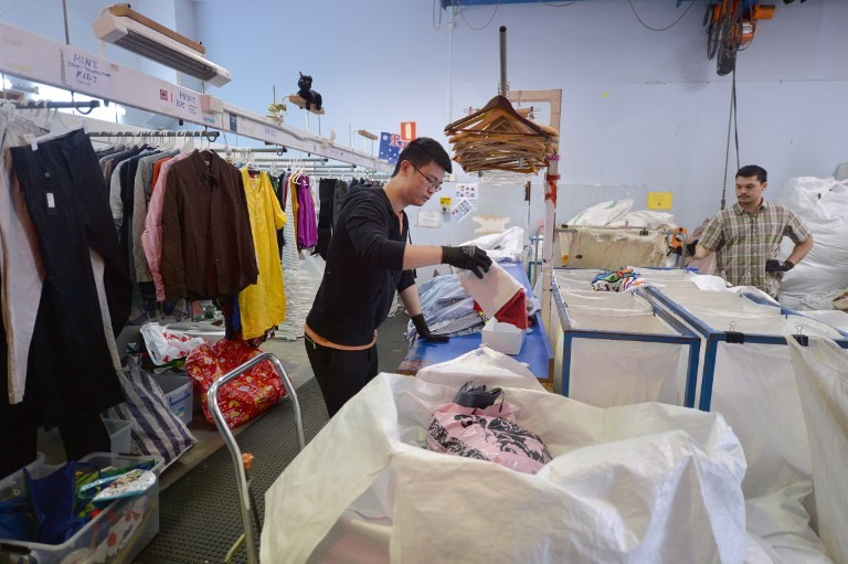 The Australians putting the brakes on fast fashion, fearing for environment