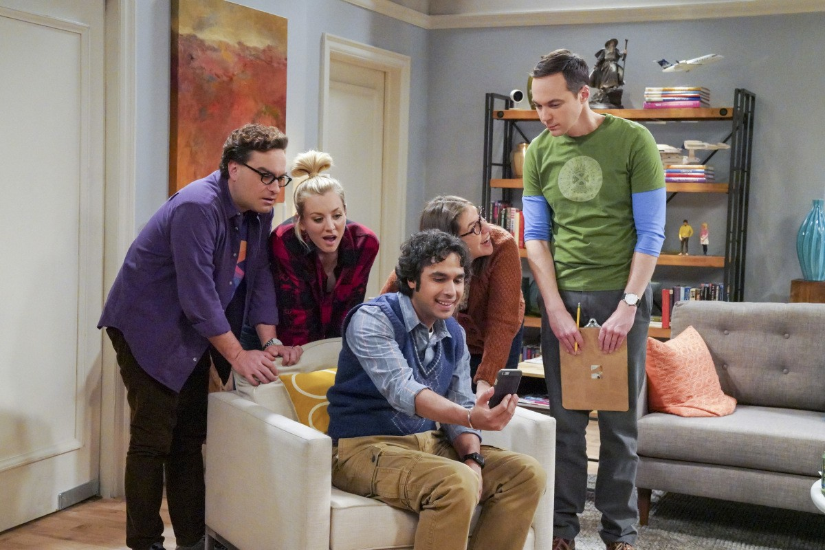 Next season of 'Big Bang Theory' to be its last