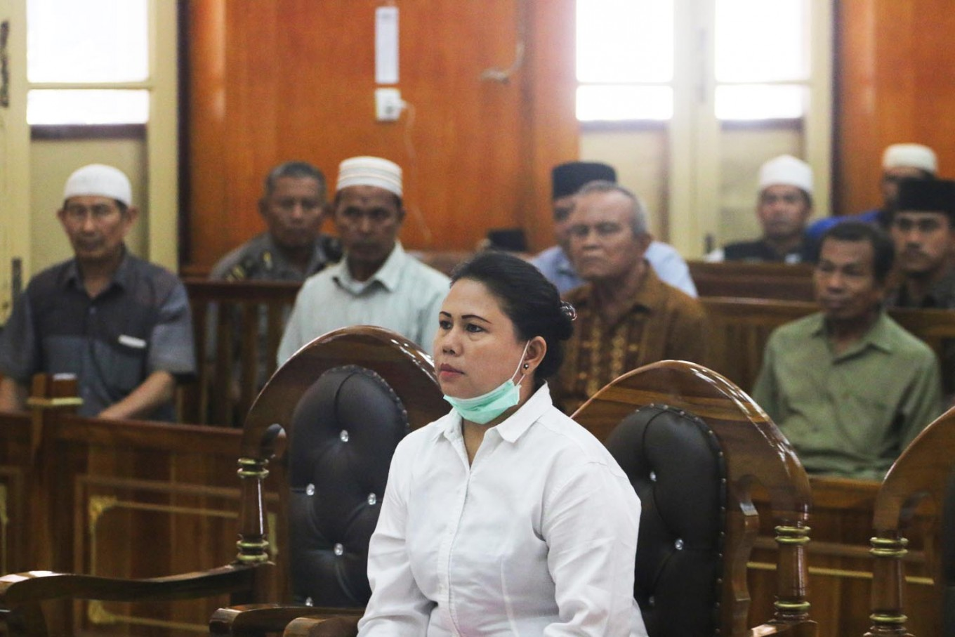 Supreme Court rejects Buddhist woman's appeal of blasphemy verdict