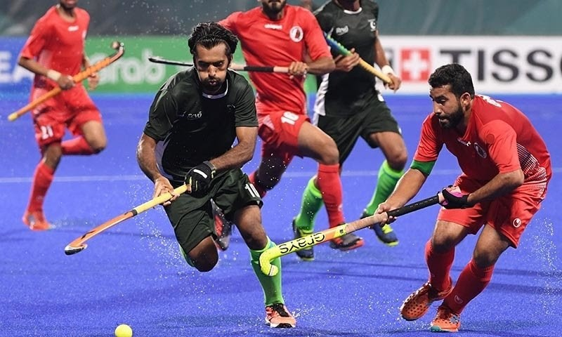 Asian Games: Pakistan pulverize Oman for second straight 10-0 victory
