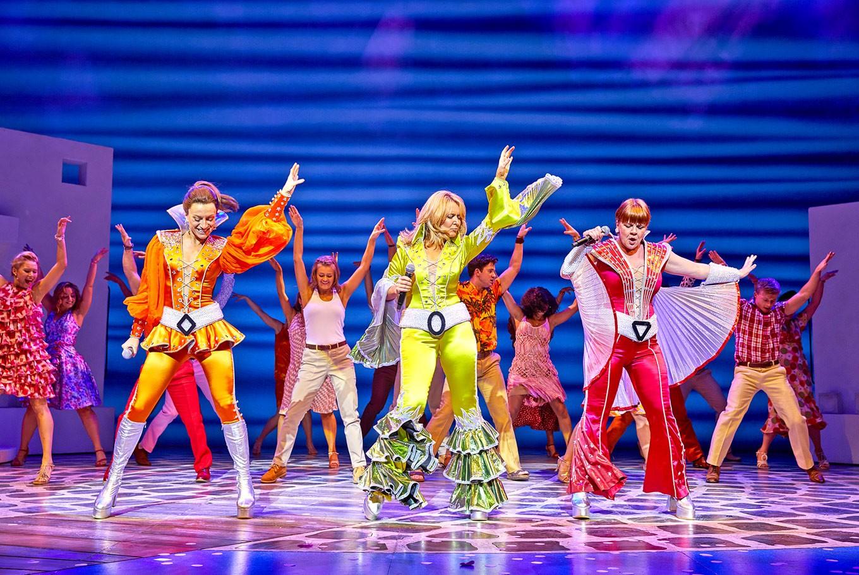 'Mamma Mia!': Wins and takes it all
