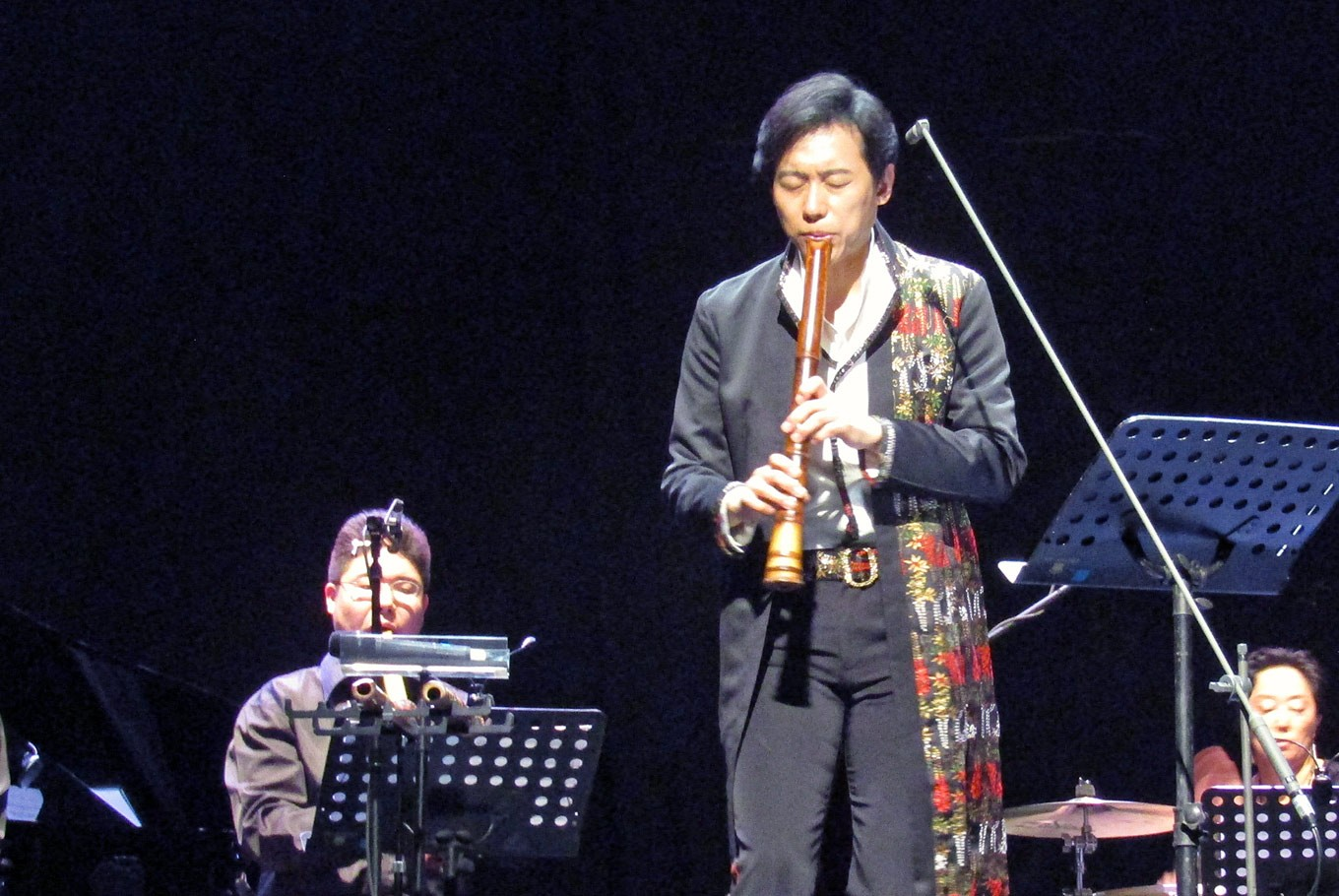 'Shakuhachi' concert introduces Japanese music to Indonesia