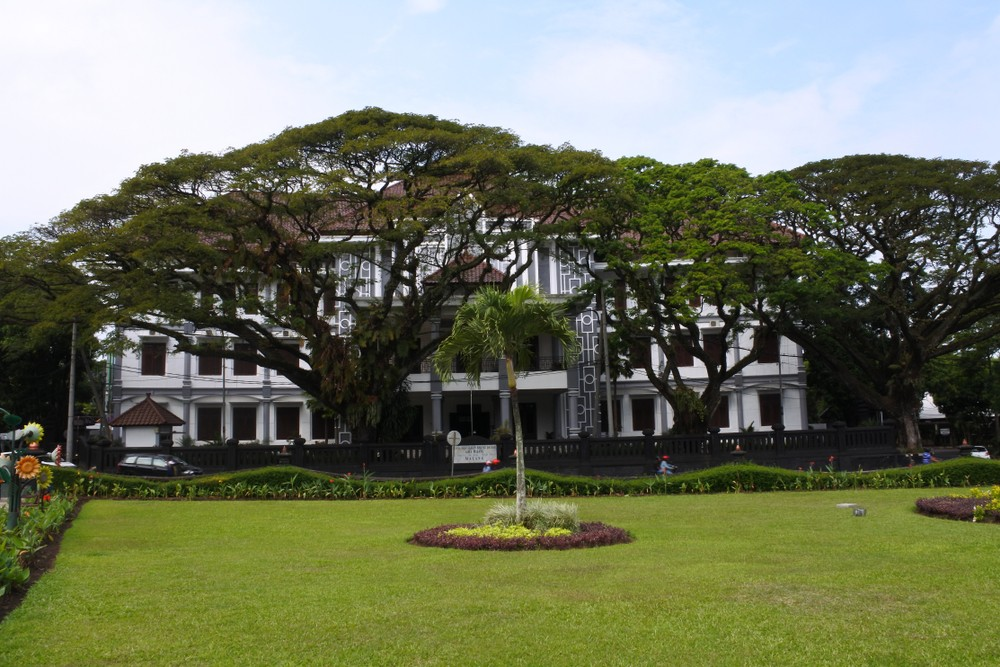 Malang to name three tree species as heritage objects