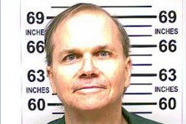 Mark David Chapman, who murdered John Lennon in 1980 is seen in this January 2018 picture released by New York State Department of Corrections and Community Supervision in Albany, New York, U.S., July 26, 2018.