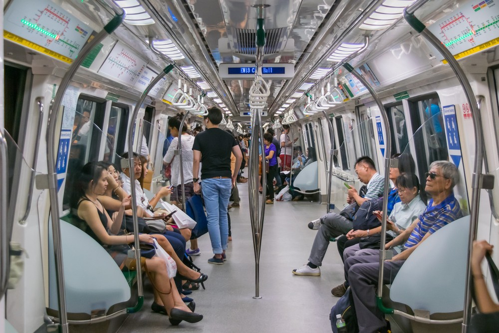 Singapore's public transport users among most satisfied in the world