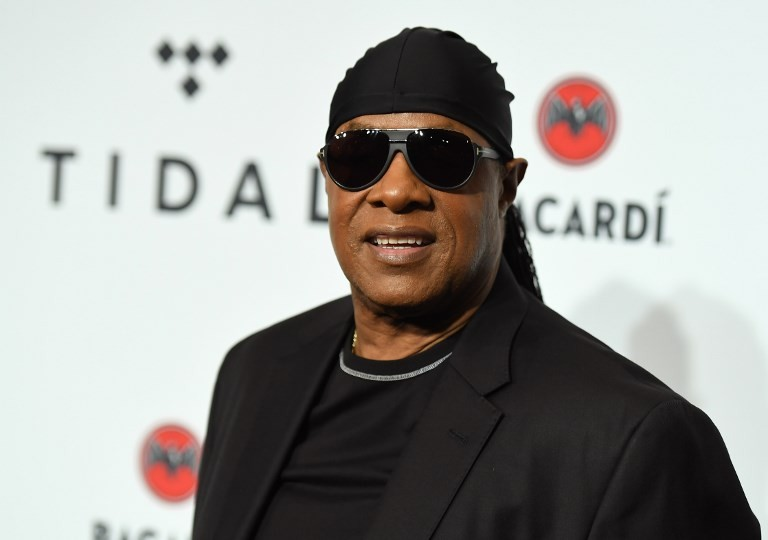 Stevie Wonder releases two songs appealing for love and unity