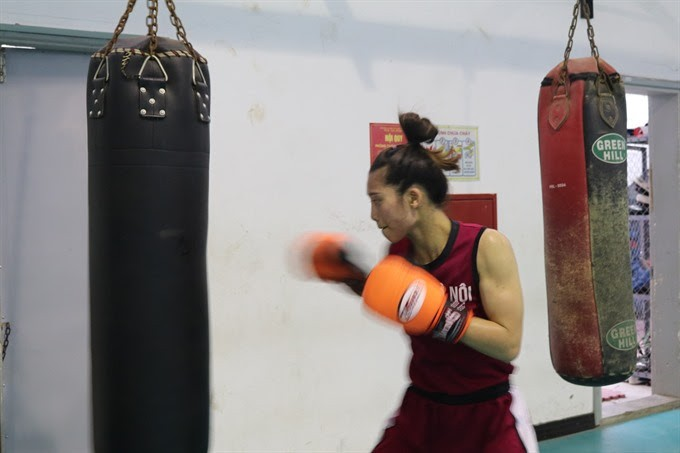 Asian Games: Vietnamese boxers ready to fight