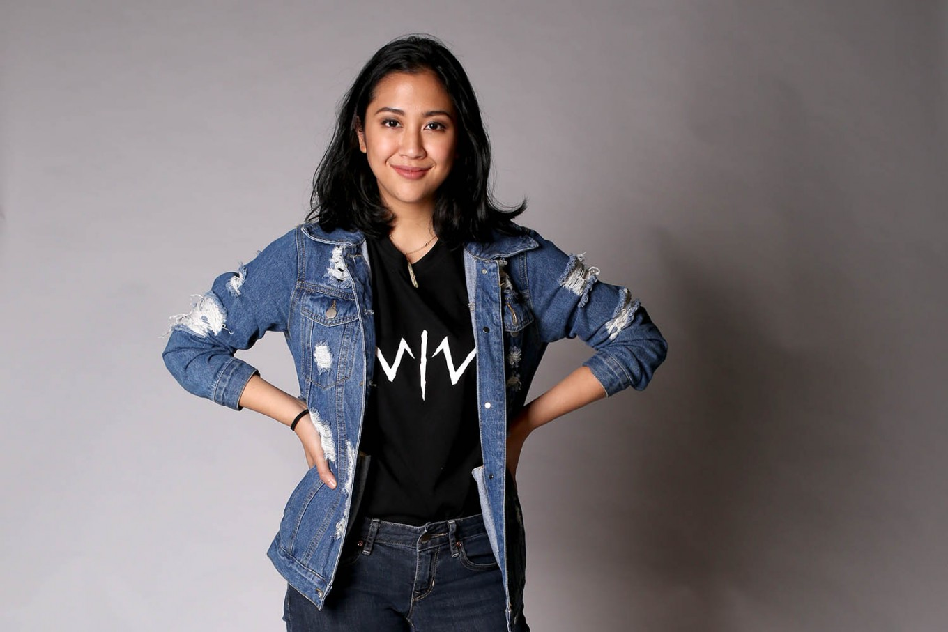 Sherina Munaf reflects on return to acting, 'Wiro Sableng'