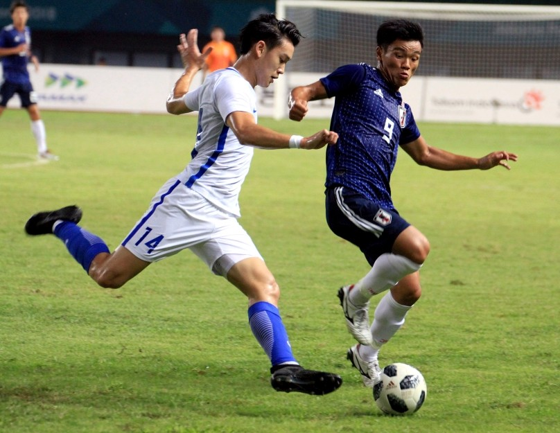 Japan, North Korea advance to quarterfinals in men's soccer