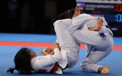 Asian Games: Bittersweet victory at jujitsu for Filipino Ochoa