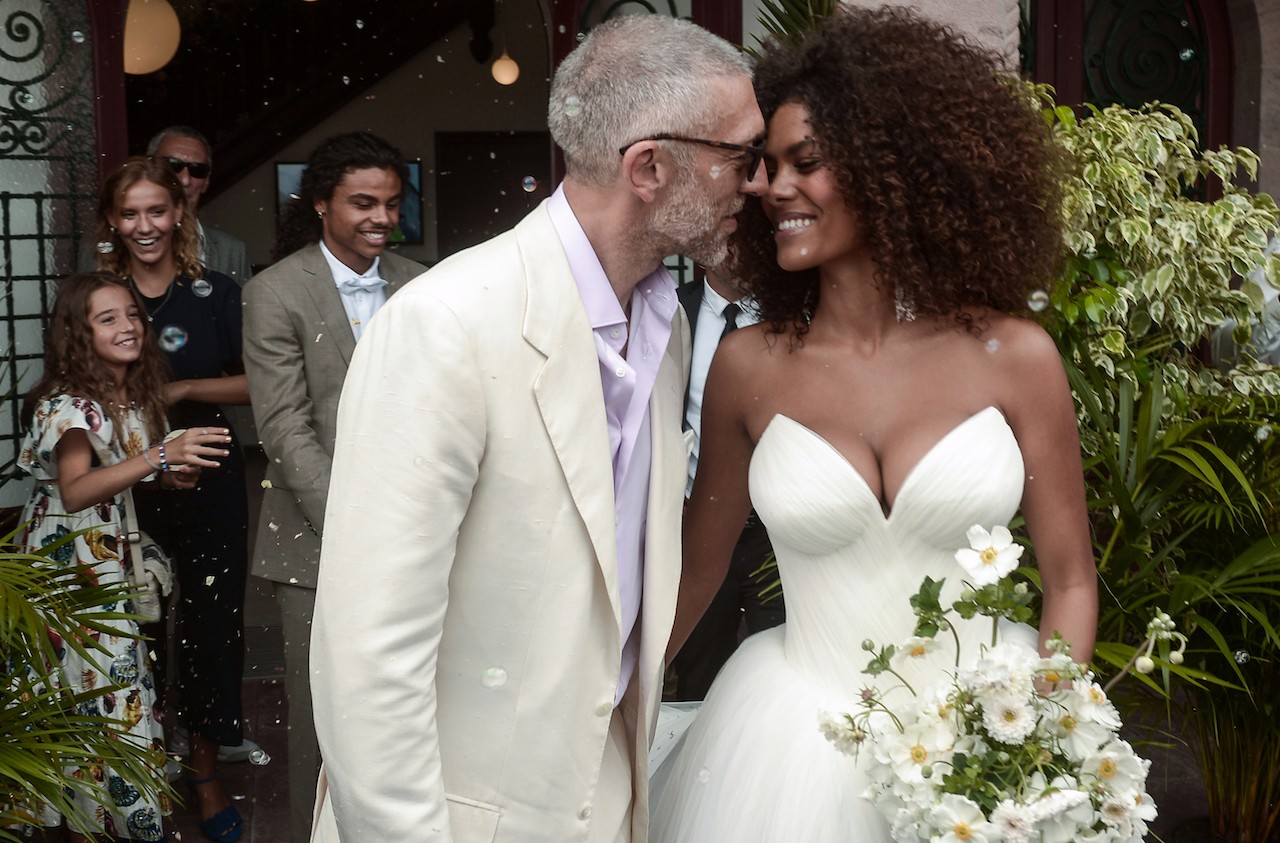 Hollywood actor Vincent Cassel ties knot with model