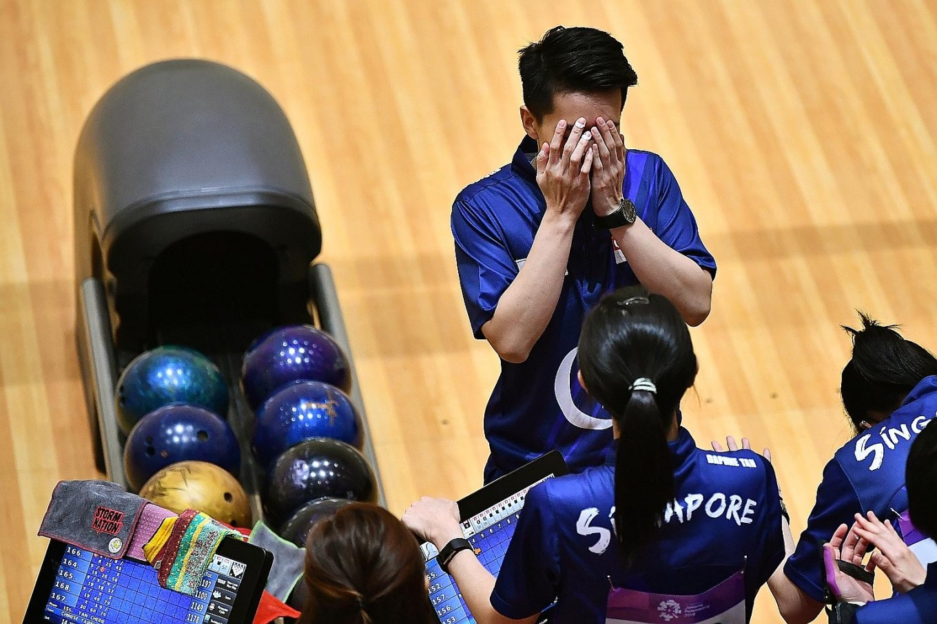 Asian Games: Sorry we let you down, Singapore