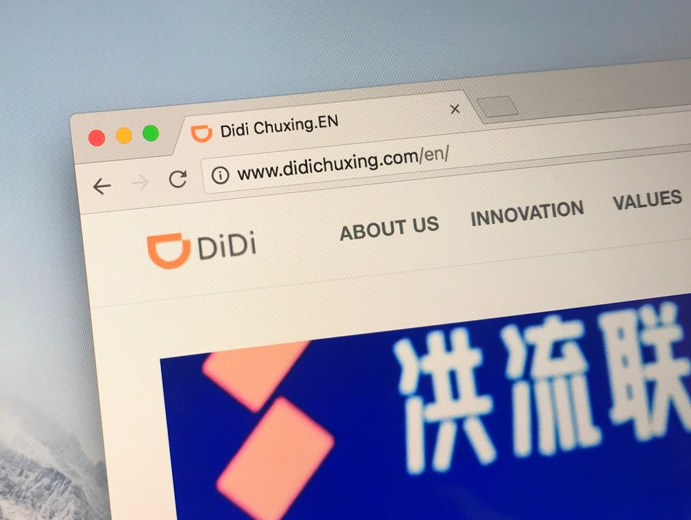 China's Didi Chuxing halts its carpool service after second woman killed