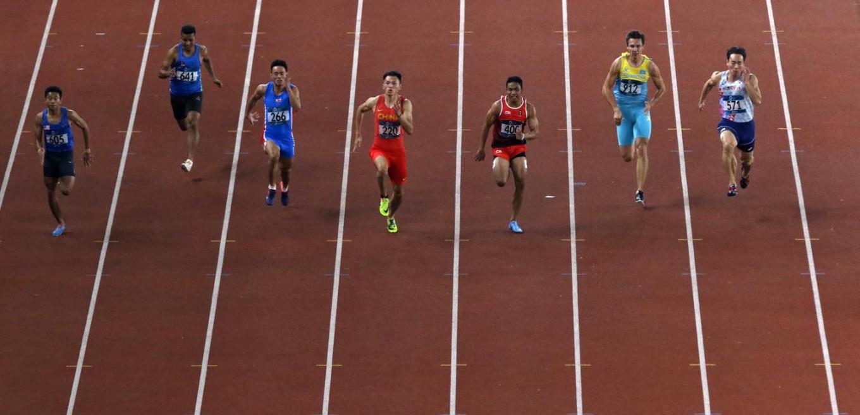 Asian Games: Indonesian Zohri reaches 100 m final