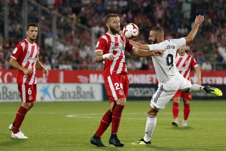 Bale, Benzema in the goals as Real Madrid survive scare