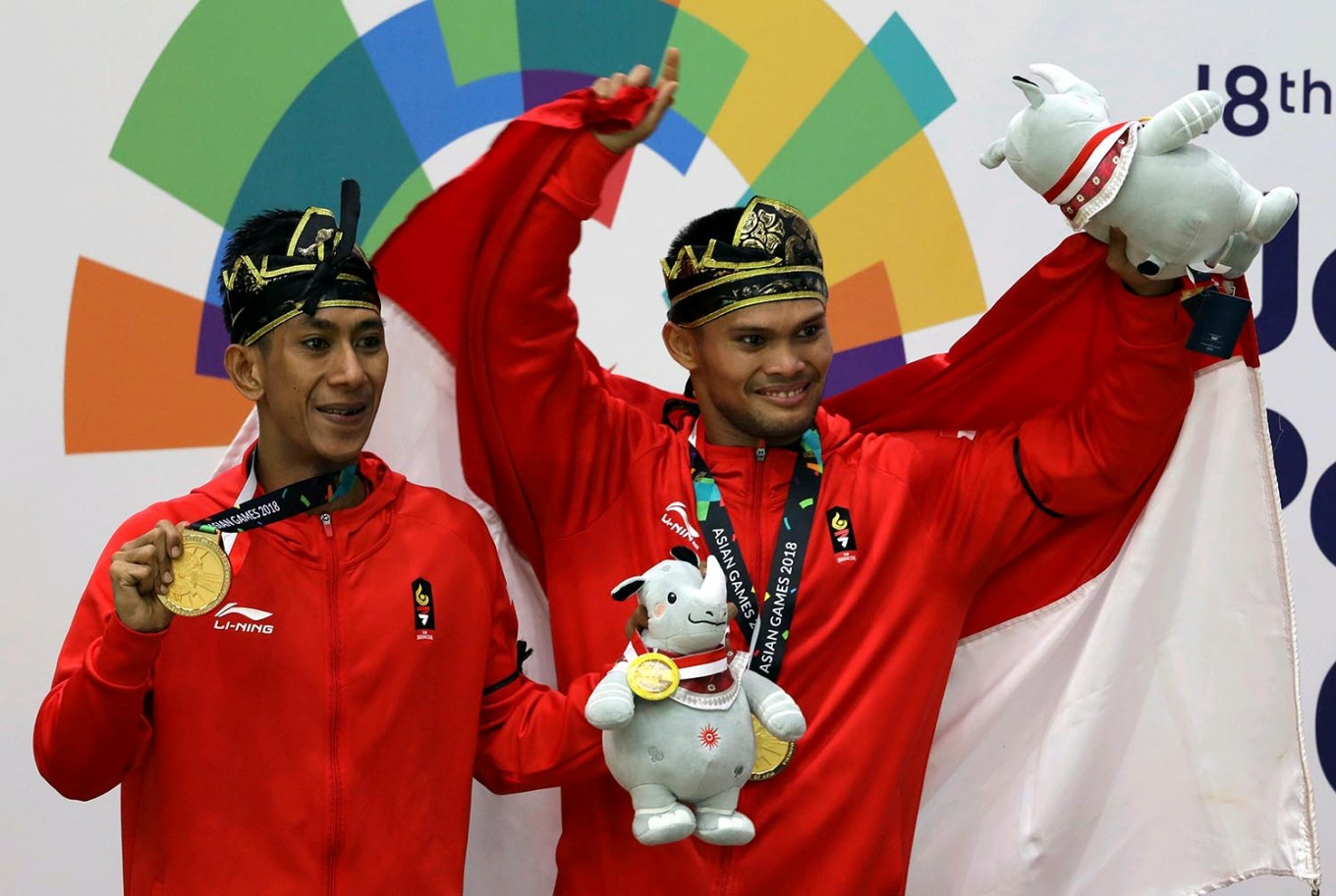 Asian Games: Indonesia makes it two in pencak silat gold hunt ... on asian haiti, asian country, asian india, asian nigeria, asian jamaica,