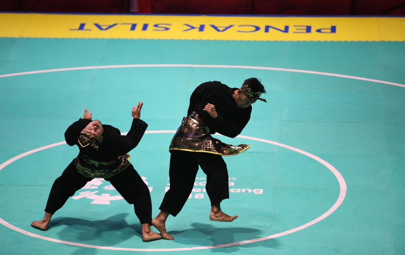 Asian Games: Pencak silat a gold mine for Indonesia ...