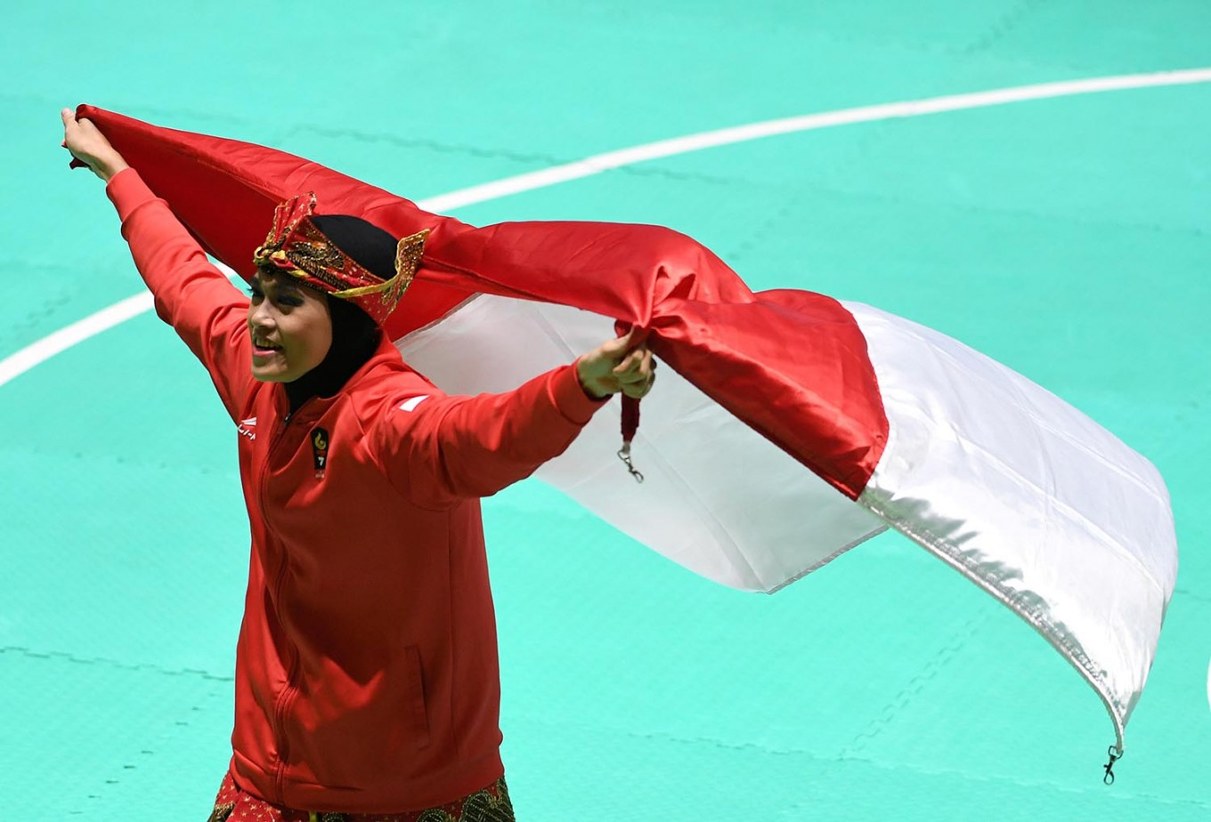 Asian Games: Pencak silat extends Indonesia's gold medal-winning run
