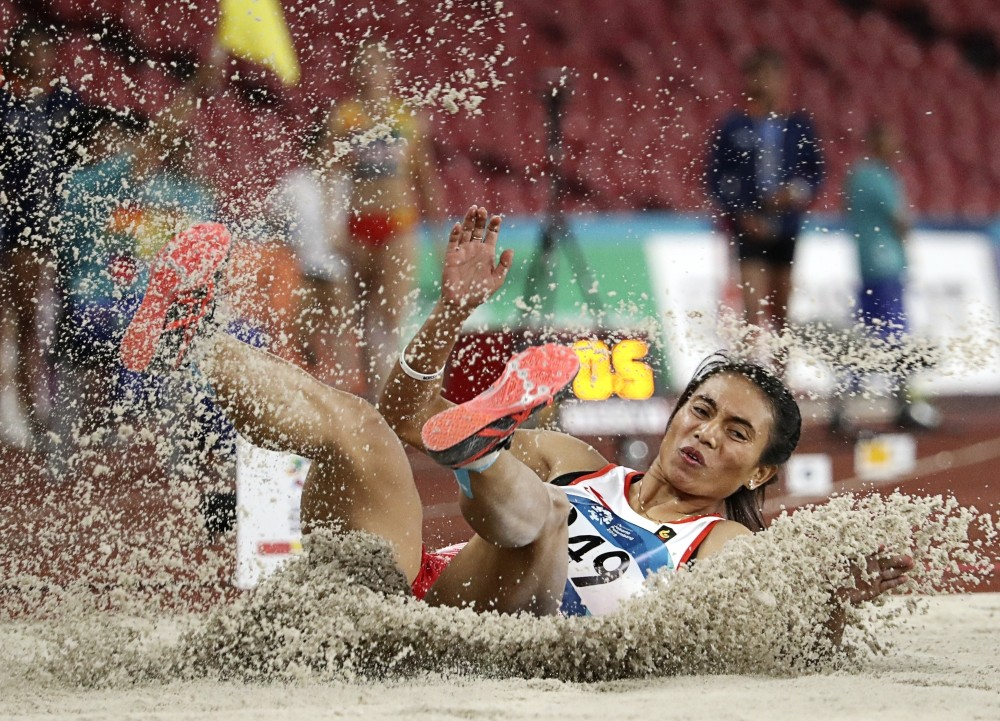Asian Games: Give me chance to jump even further: Maria Londa