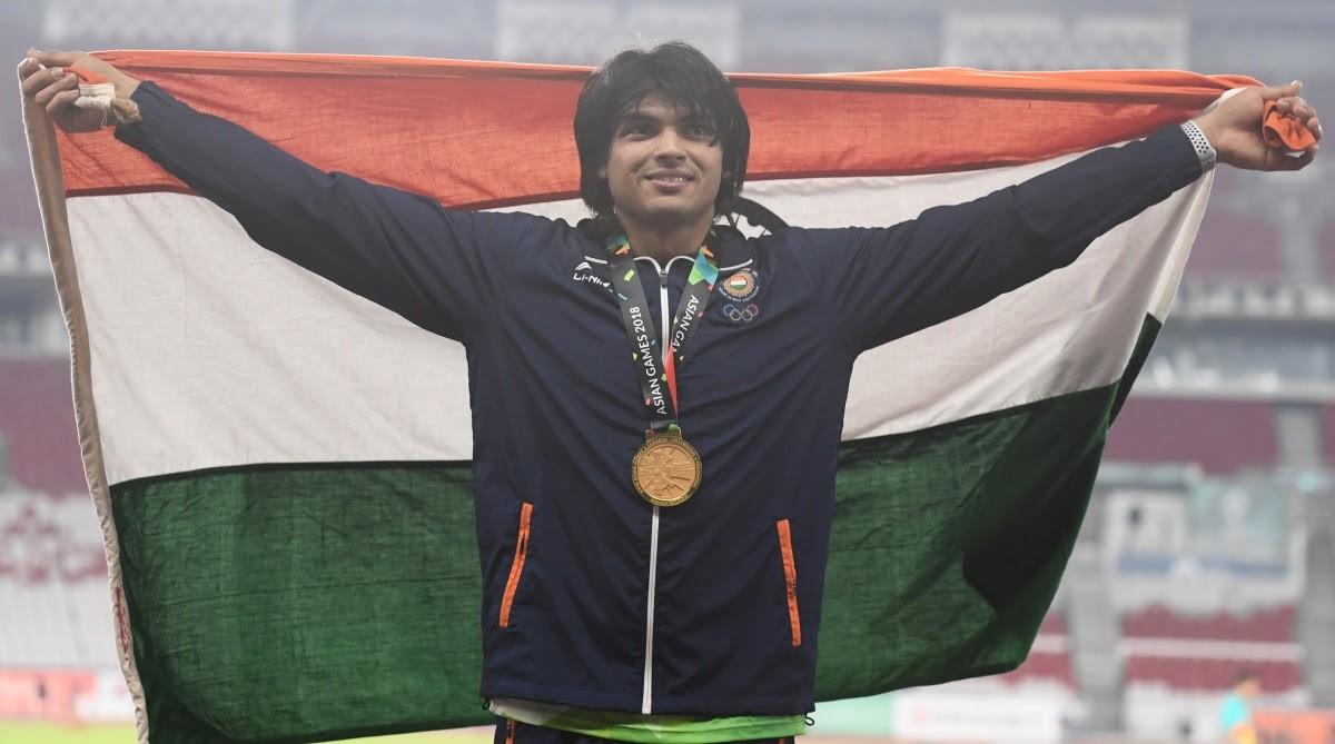 Asian Games: Neeraj Chopra hits gold with record-smashing javelin throw