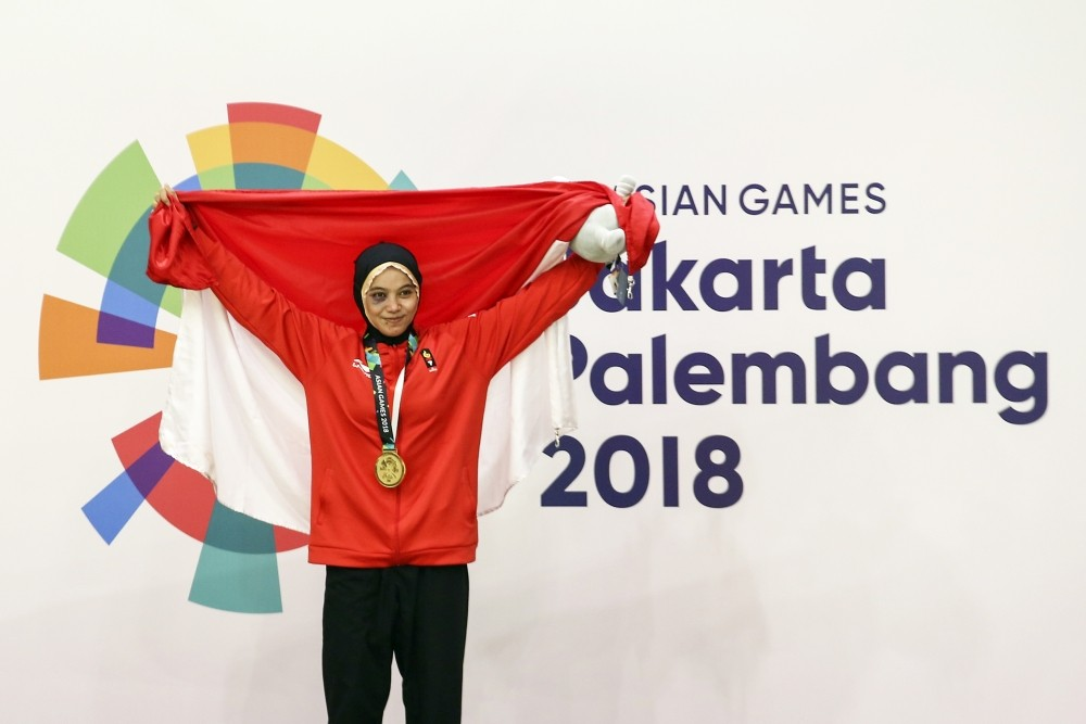 Asian Games: Indonesia sweeps pencak silat gold medals