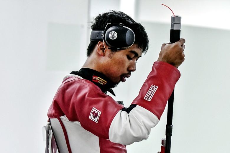 Asian Games: Tera wins first RI shooting medal since 1962