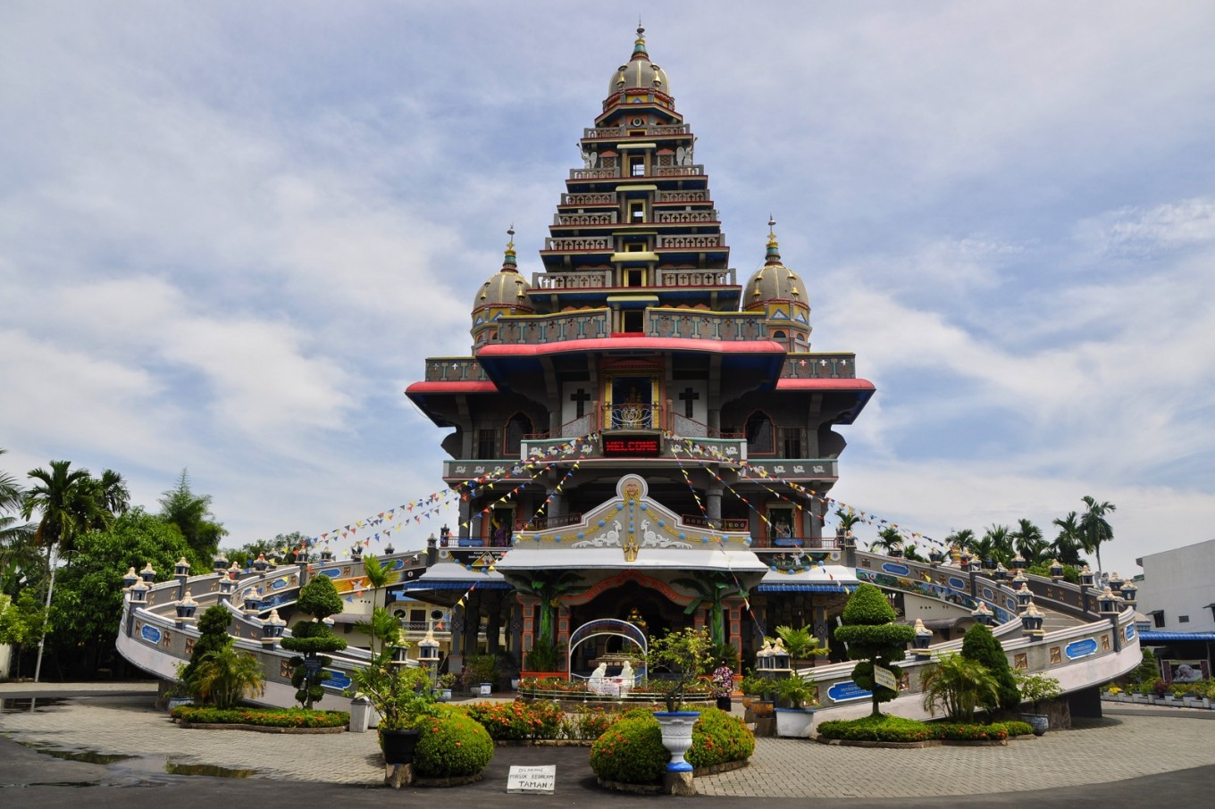 Five religious tourist attractions in Medan