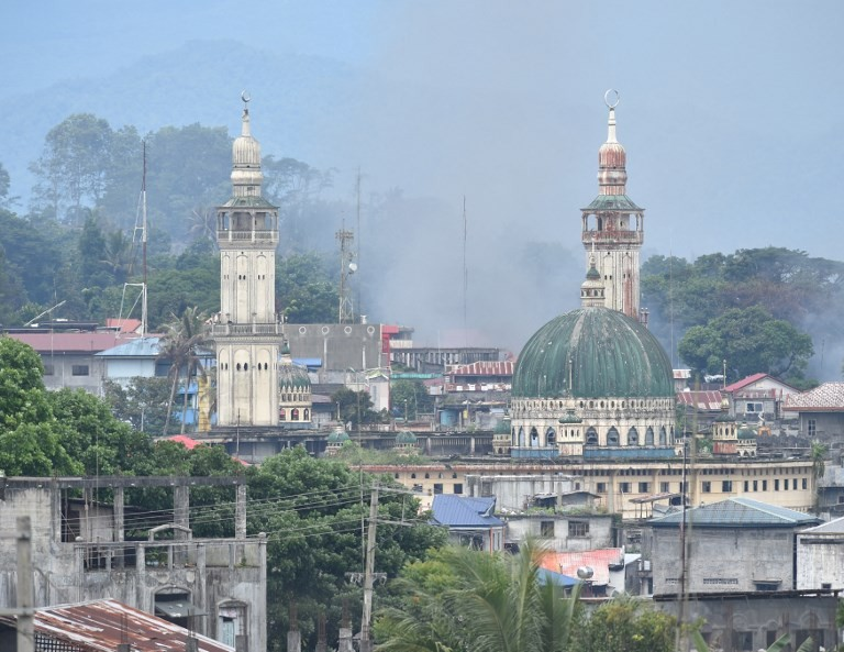 Grenade attack kills two at southern Philippines mosque