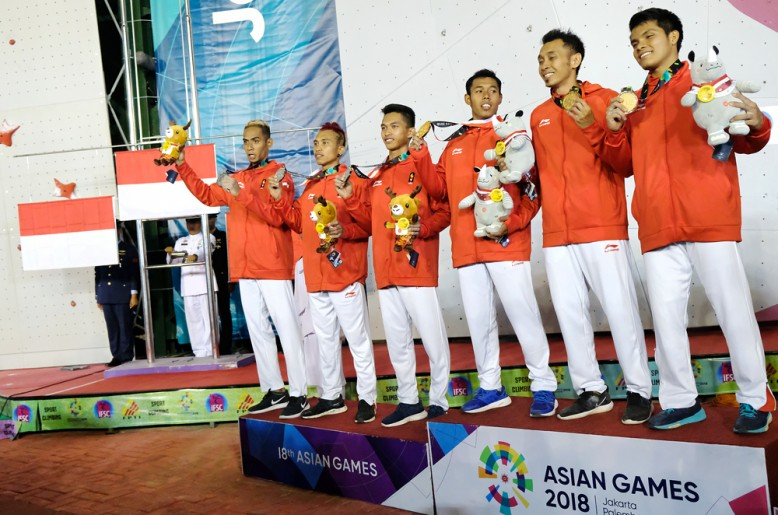 Asian Games: Hard work pays off for Indonesia's gold-winning ... on asian haiti, asian country, asian india, asian nigeria, asian jamaica,
