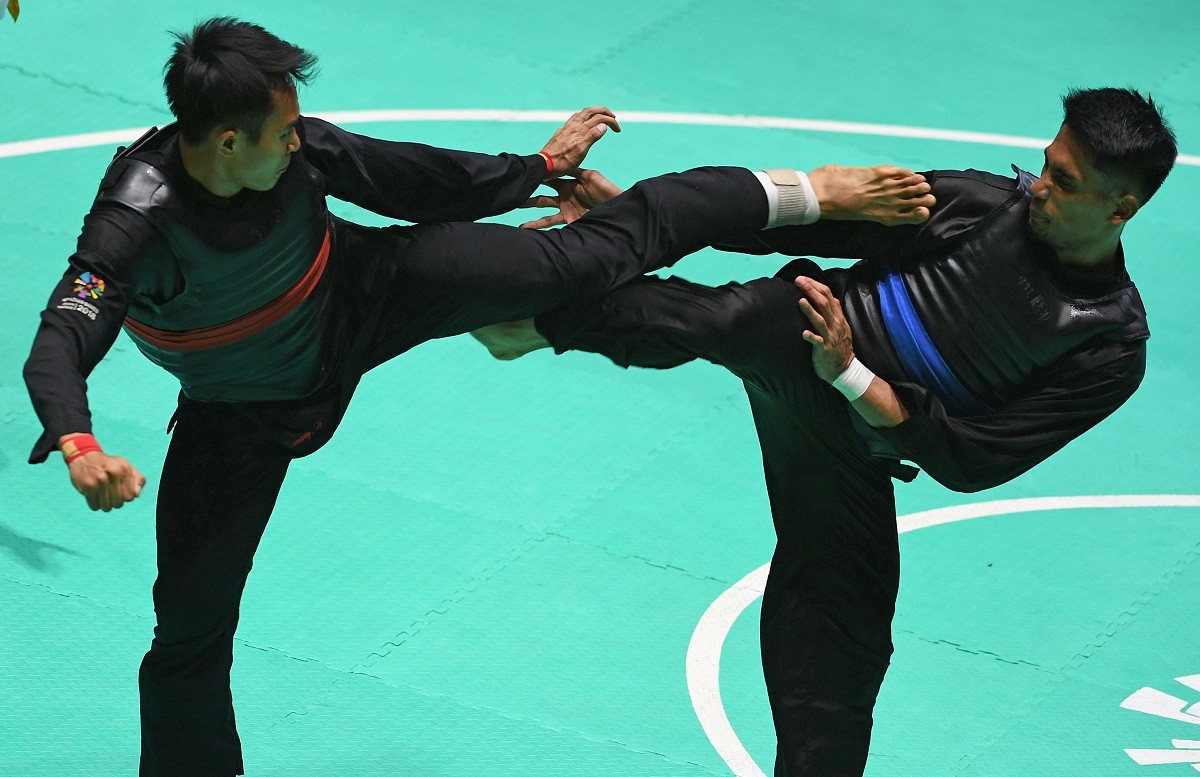 Asian Games: Indonesia denies unfair judging after Malaysia fighter's outburst