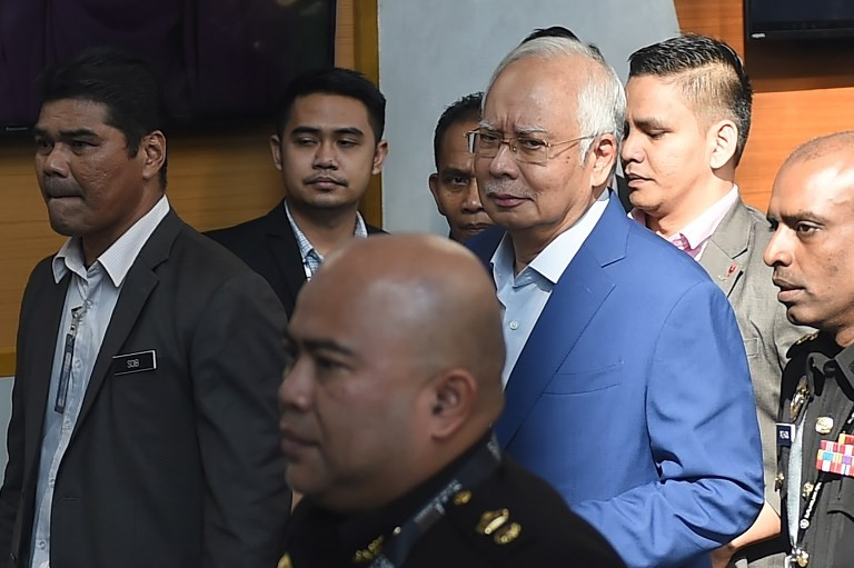Malaysia ex-PM faces 21 new charges over 1MDB scandal
