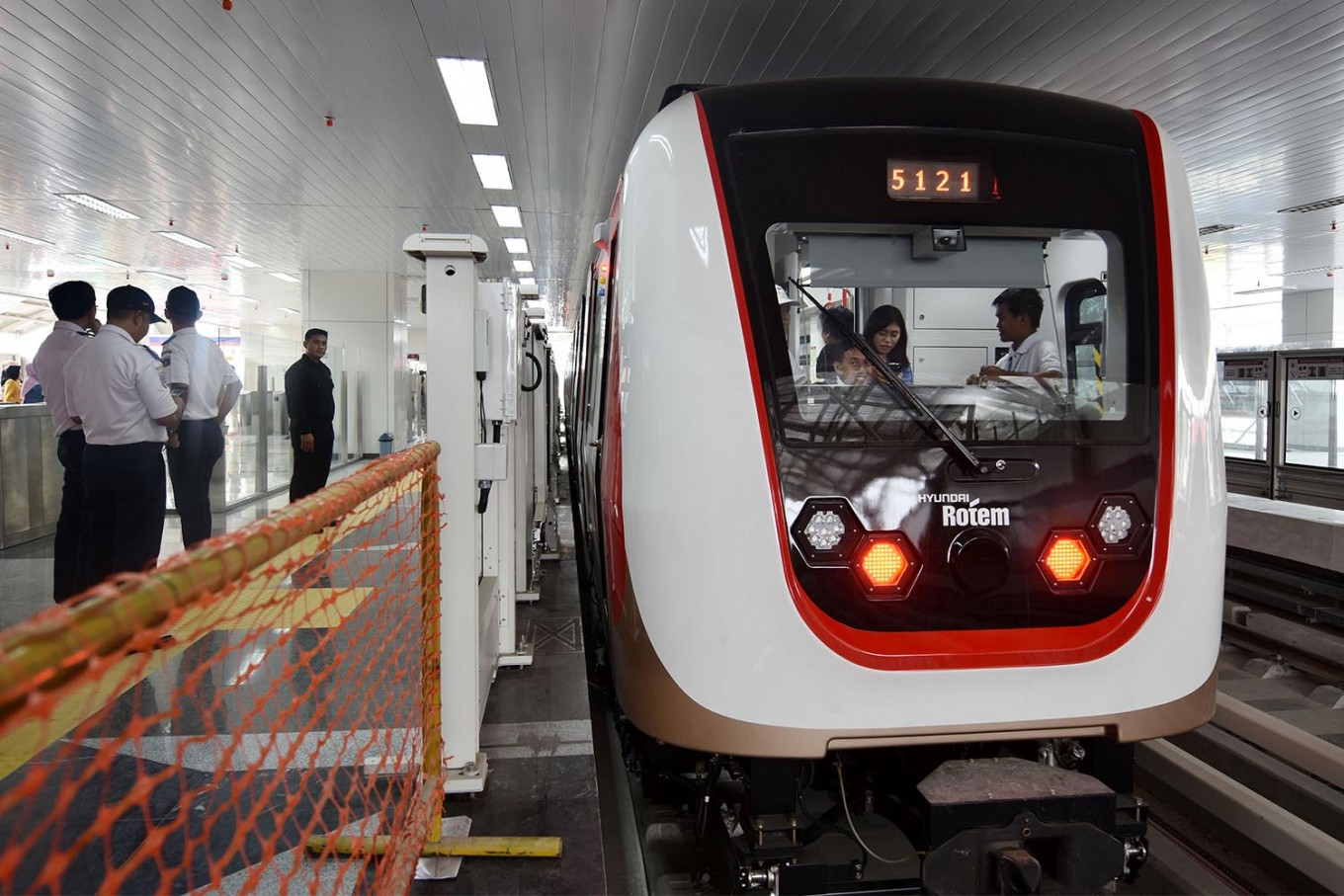 LRT Jakarta to begin operations after Transjakarta integration complete